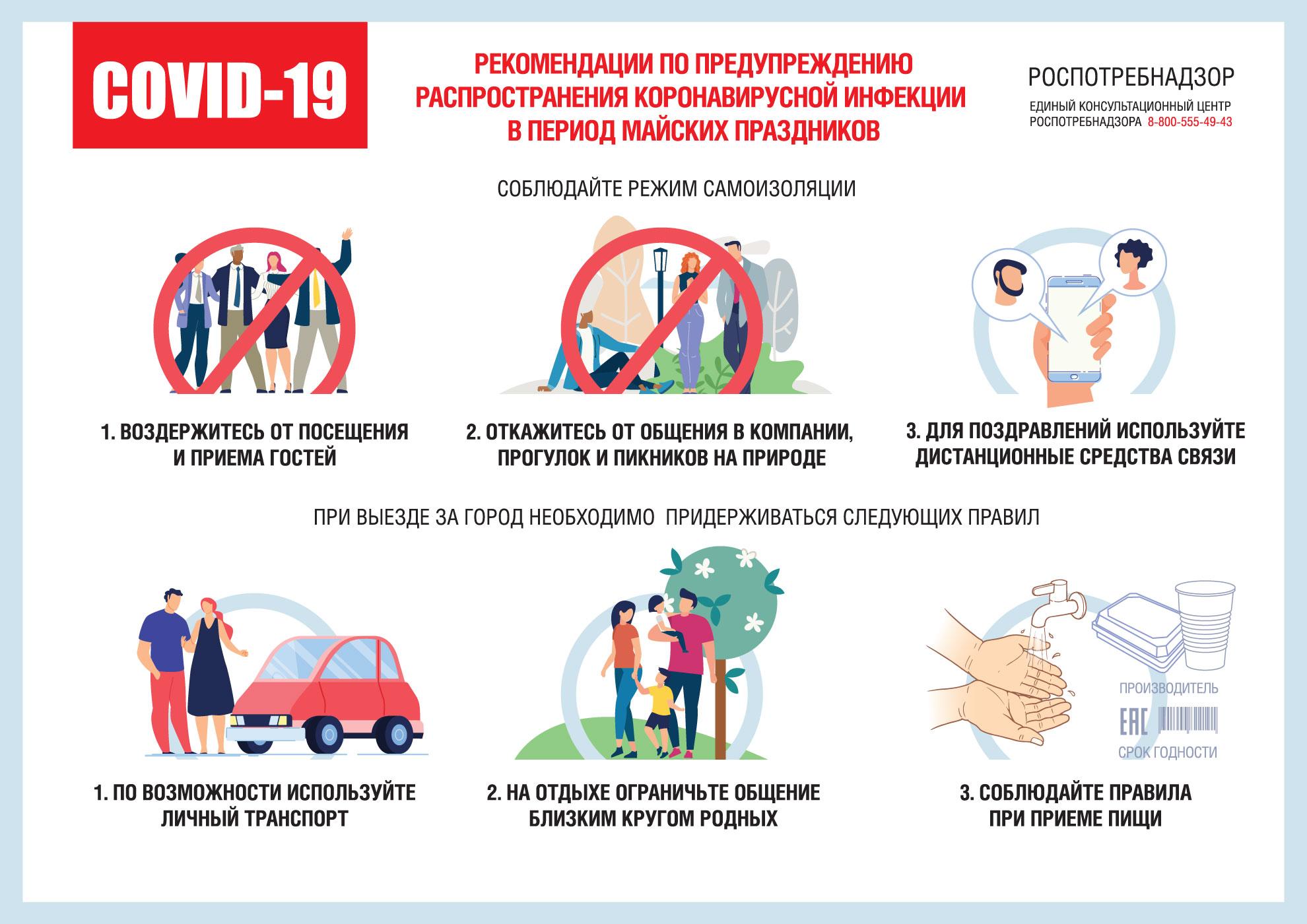 Памятки | Коронавирус COVID–19: Официальная информация о коронавирусе в России на портале – стопкоронавирус.рф